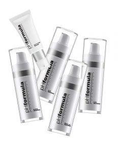 Aktyvūs produktai prieš ir po odos atnaujinimo