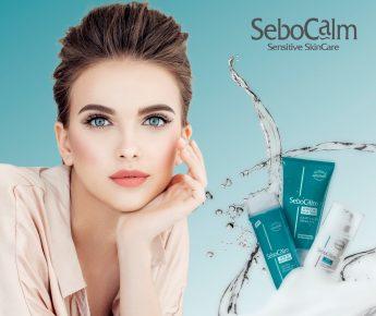 Procedūros su sebocalm kosmetika
